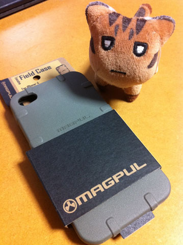 MAGPUL Executive Field Case iPhone 4/4S