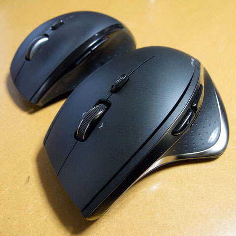 ロジクール Performance Mouse M950